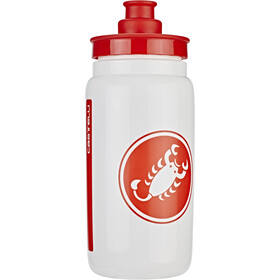 Castelli Water Bottle, white